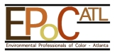 Logo created for the Atlanta division of the Environmental Professionals of Color.