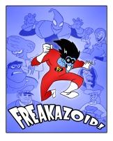 Freakazoid illustration