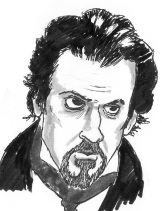 John Cusack from the Raven