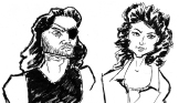 Snake Pliskin and Ripley